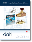 dahl Canadian 2014 Catalogue, valves