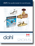 dahl Canadian 2015 Catalogue, valves
