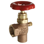 Corporation and Water Meter Valves