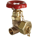 Piggy–Back™ Drain Valves