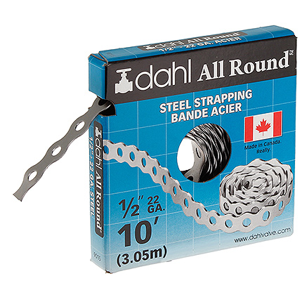 Hanger and Straps,Test Caps, All–Round Strapping 9015