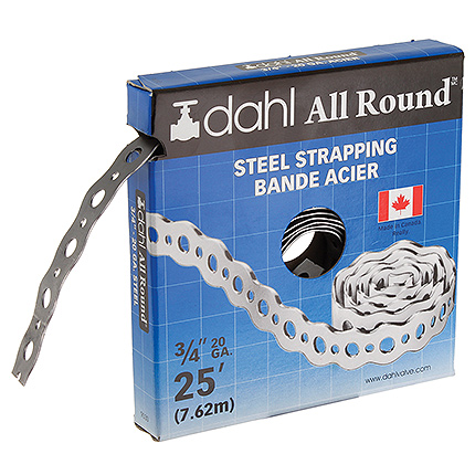 Hanger and Straps,Test Caps, All–Round Strapping 9030