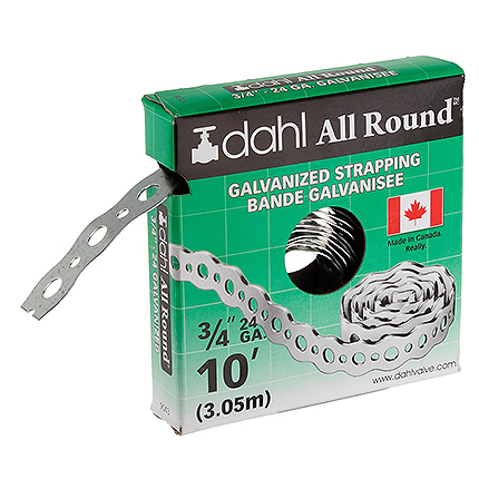 Hanger and Straps,Test Caps, All–Round Strapping 9043
