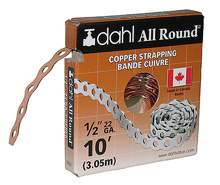 Hanger and Straps,Test Caps, All–Round Strapping 9053