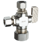 Dual Outlet Valves