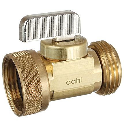 how to turn off water meter isolation valve australia