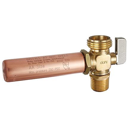 Water HammerValves / Fittings, Hose 121-01-04-14WHA