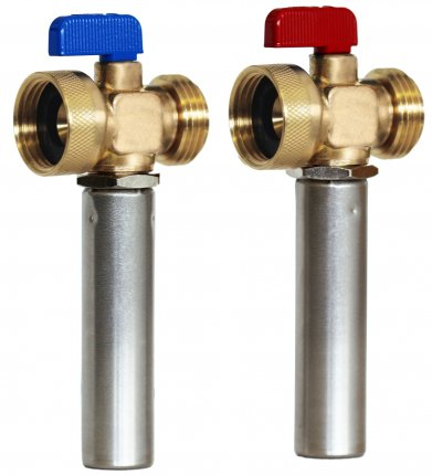 Water HammerValves / Fittings, Hose 121-04-04F-14WHA-PK2