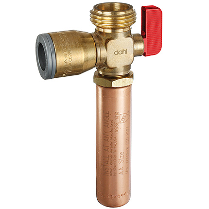 Water HammerValves / Fittings, Hose 224-QG3-04-14WHA