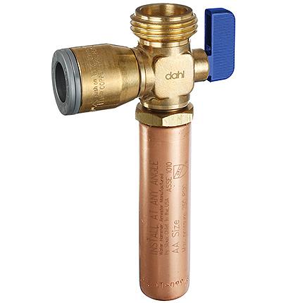Water HammerValves / Fittings, Hose 225-QG3-04-14WHA