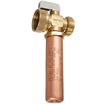 Water HammerValves / Fittings, Hose 521-04-04F-14WHA